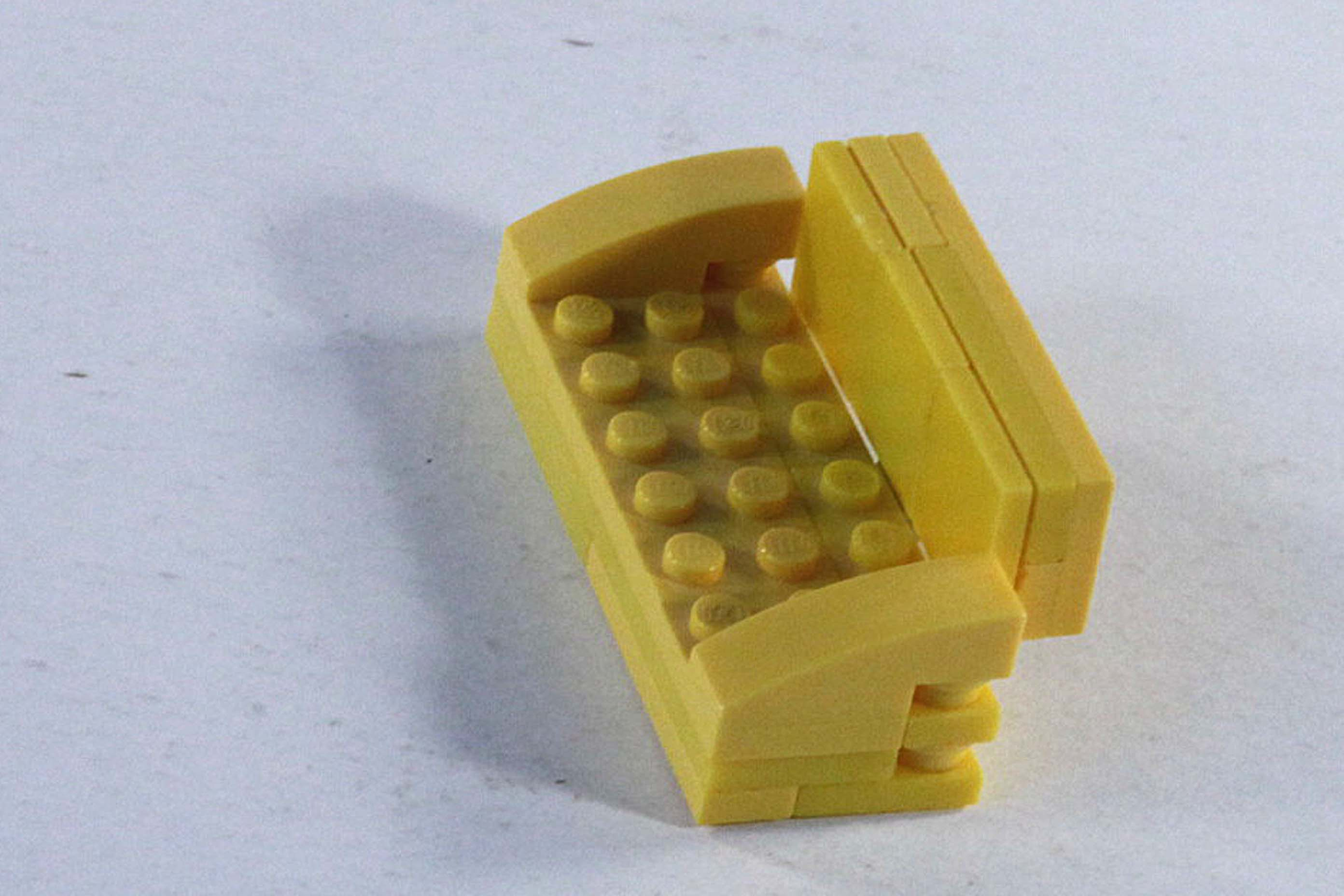 Astonishing Lego Ideas Yellow Sofa Bed Squirreltailoven Fun Painted Chair Ideas Images Squirreltailovenorg