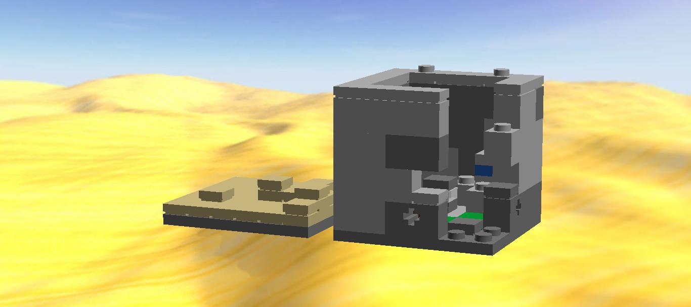 LEGO IDEAS - Product Ideas - Lego Minecraft: Desert Add-on