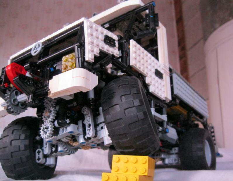 Lego Ideas Product Ideas Unimog U5000