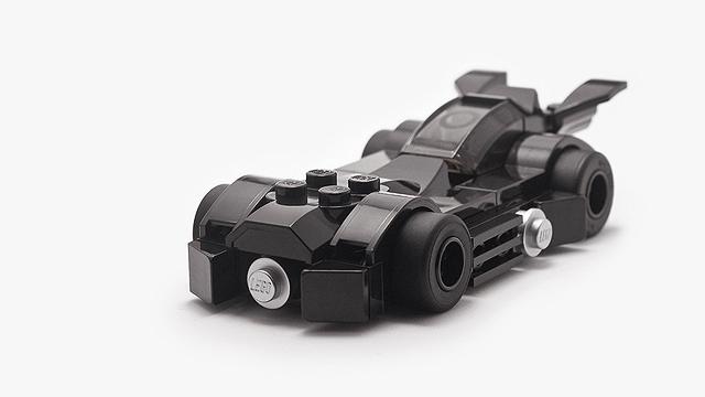 Lego Ideas Product Ideas Mini Batmobile