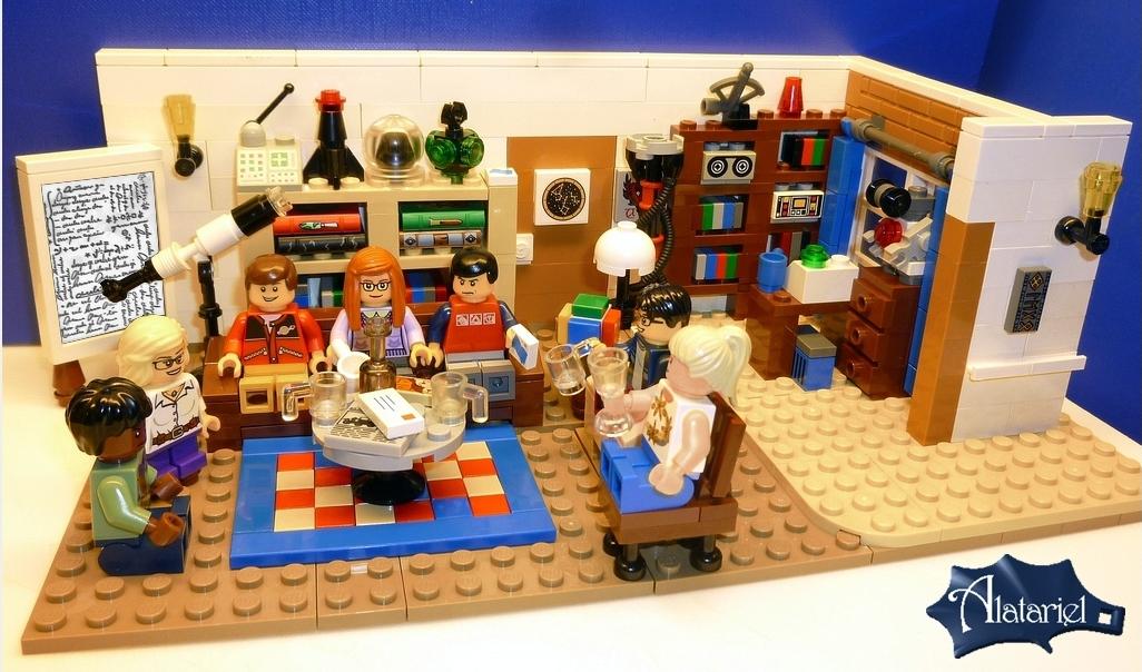 Lego Ideas Product Ideas The Big Bang Theory