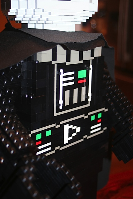 Used Land Rovers >> LEGO IDEAS - Product Ideas - Vader Maxi Fig