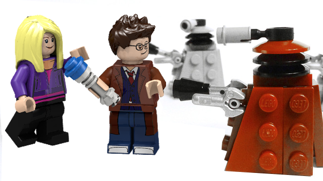 Lego Ideas Product Ideas 10th Doctors Tardis
