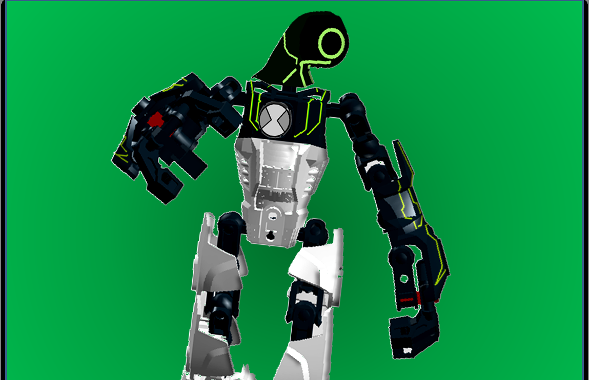 Lego Ideas Product Ideas Ben 10 Series Ultrabuild Figure