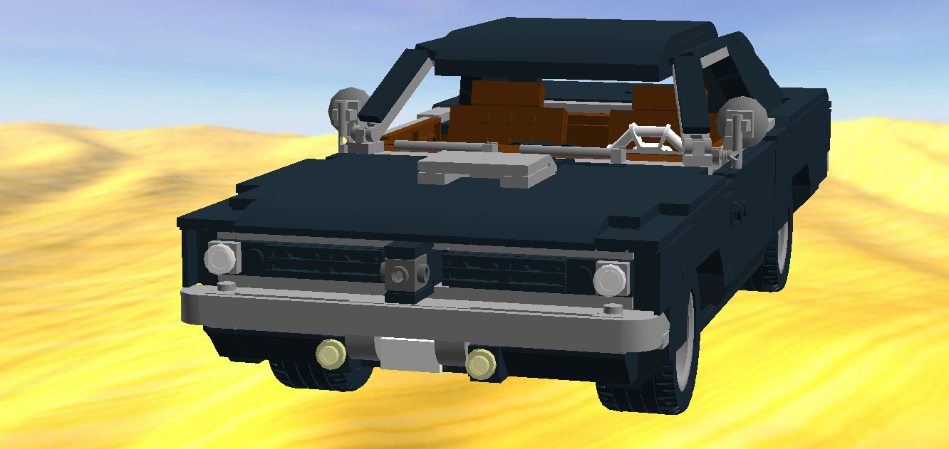 LEGO IDEAS - Product Ideas - Muscle cars (Series)