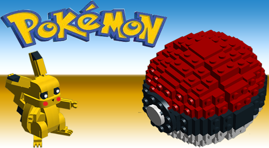 Lego Ideas Product Ideas Pokemon