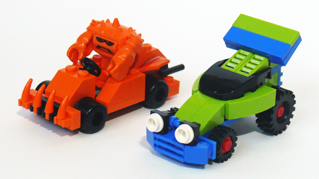 Lego Ideas Product Ideas Toy Story Racers