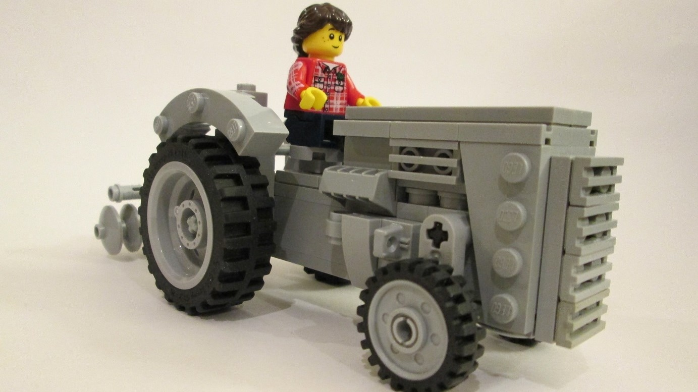 LEGO IDEAS - Product Ideas - Ferguson Tractor