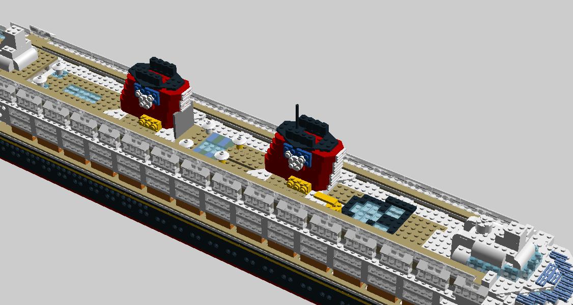 Lego Ideas Product Ideas Cruise Ship