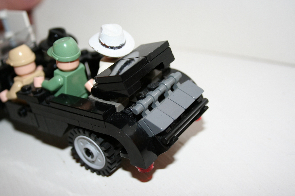 Lego Ideas Product Ideas Lego Indiana Jones Major Tohts Mercedes