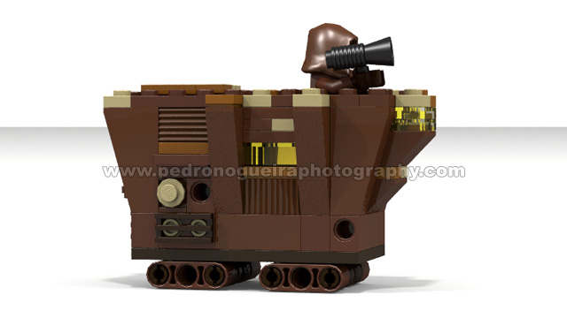 Lego Ideas Product Ideas Microfighter Sandcrawler