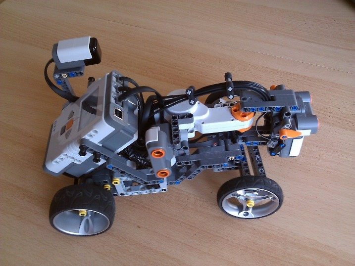 Lego Ideas Product Ideas Mindstorms Nxt 20 Extension Mars Explorer