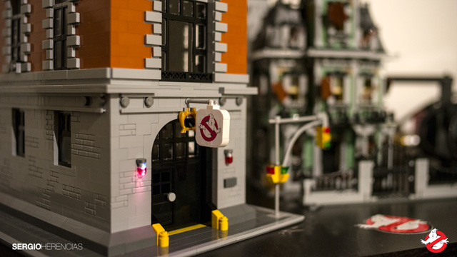 Lego Ideas Product Ideas Ghostbusters Hq