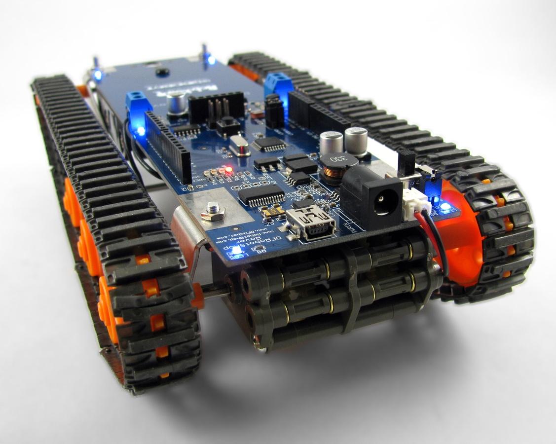Arduino Mindstorm