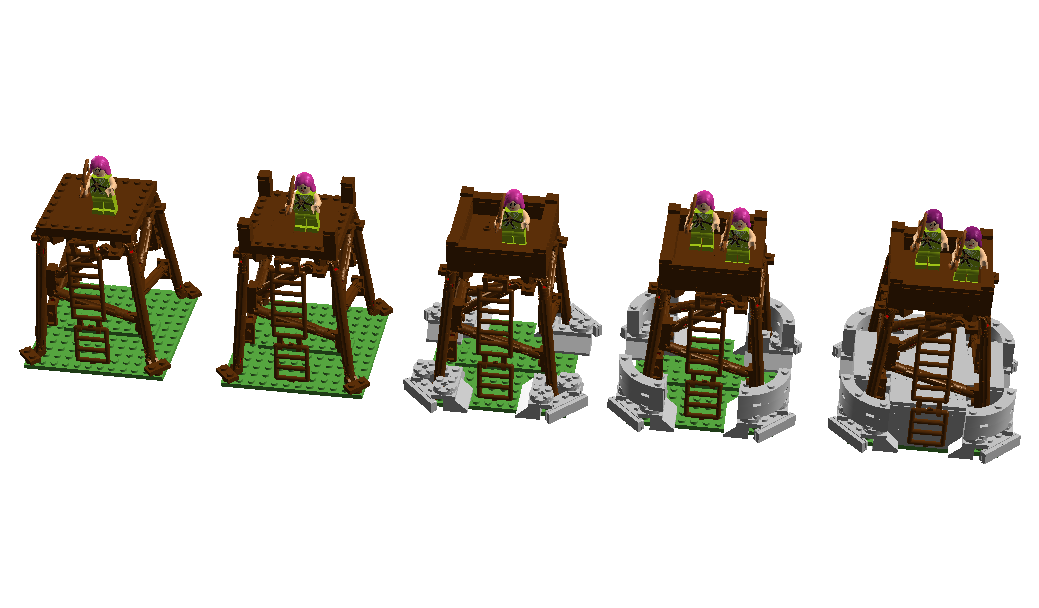 LEGO IDEAS - Product Ideas - The Clash of Clans Project