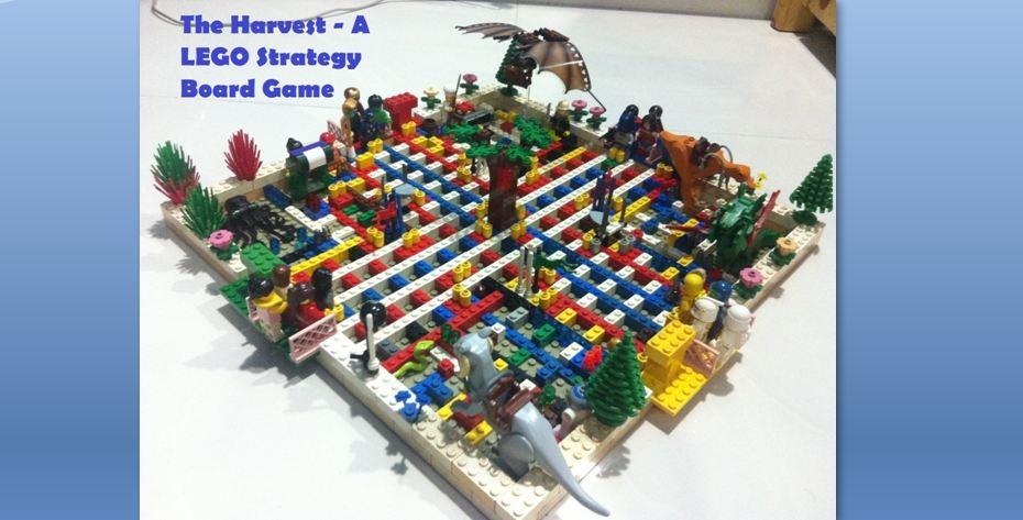 lego strategy