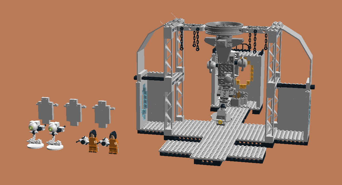 Lego Ideas Portal One Final Confrontation Now Updated