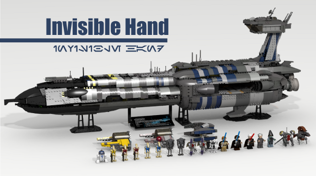 Lego Ideas Product Ideas Invisible Hand