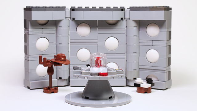 Lego Ideas Product Ideas Doctor Who Classic Tardis Console Room