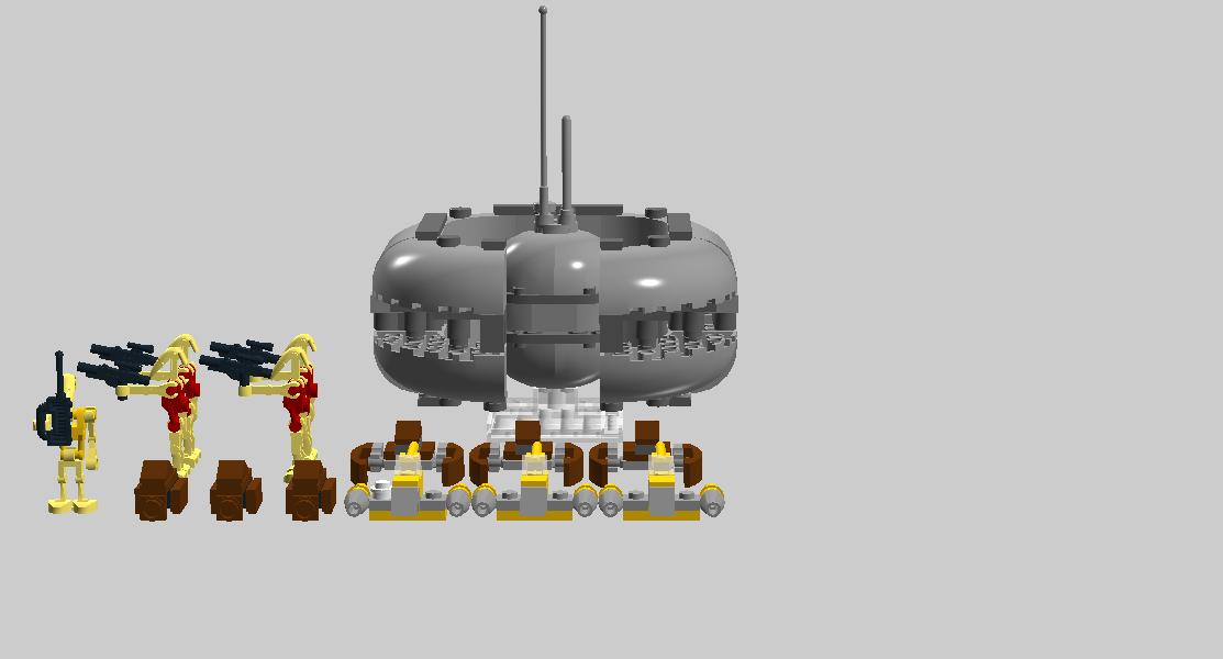 Lego Ideas Product Ideas Star Wars Mini Droid Control Ship