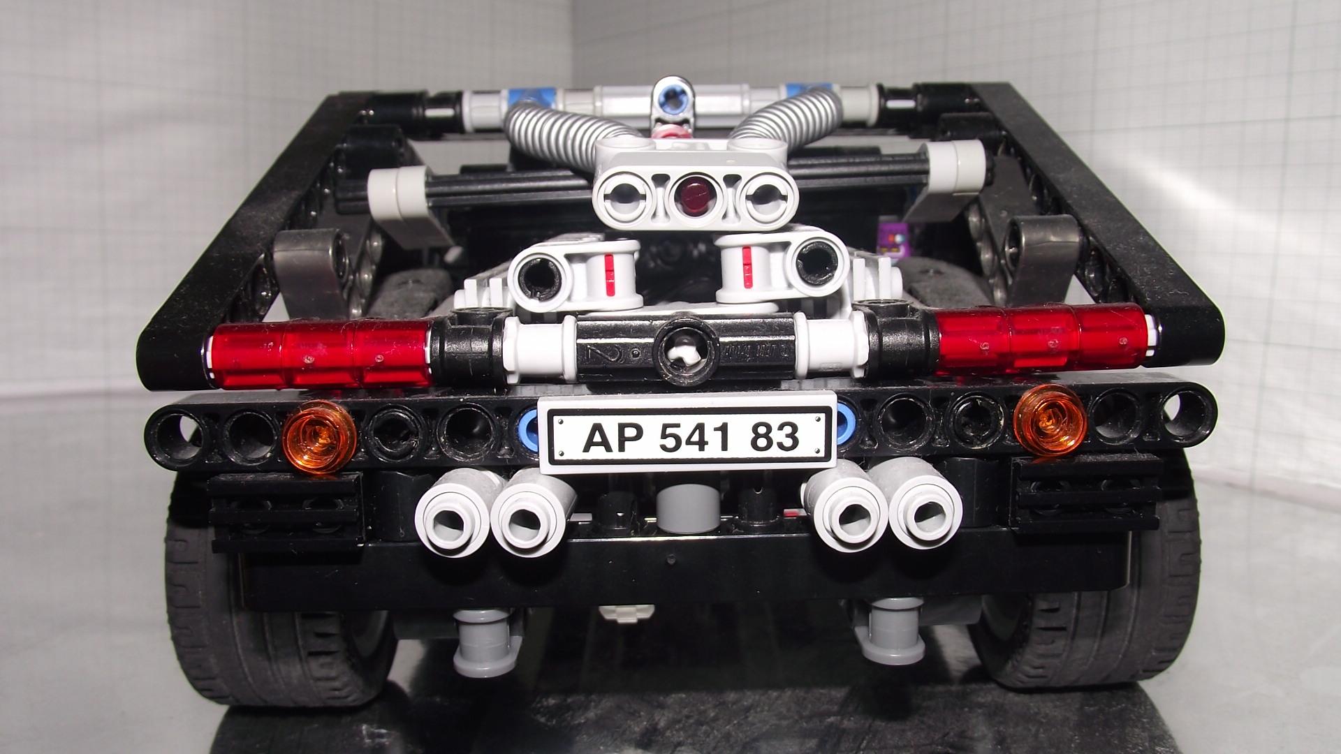 Lego Ideas Product Ideas Sport Car Lego Technic