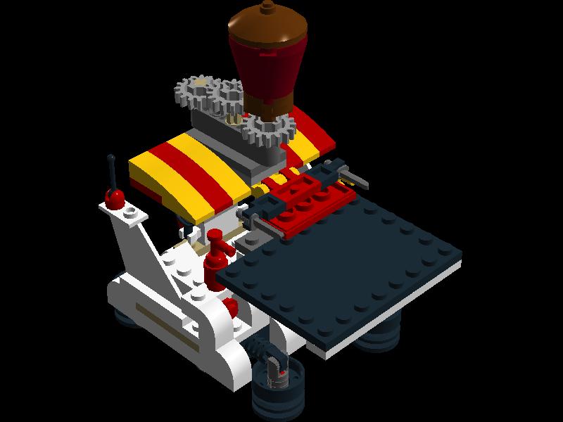 Lego Ideas Product Ideas Bobs Kabobs Alternate Build