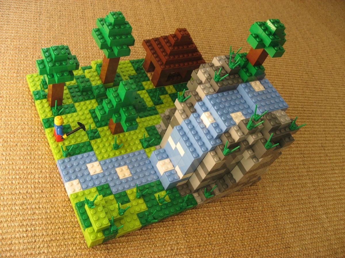 Lego Ideas Product Ideas Lego Minecraft