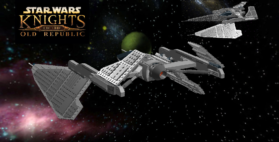 LEGO IDEAS - Product Ideas - STAR WARS - Sith Fighter - Knights of