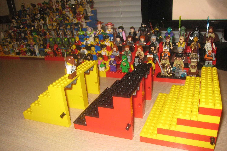 LEGO IDEAS - Product Ideas - Minifigure Bleacher