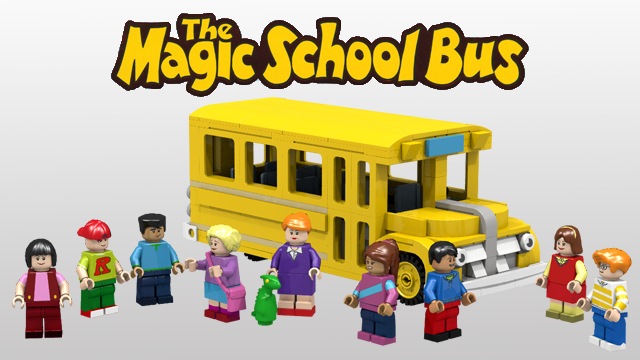 lego ideas product ideas magic school bus