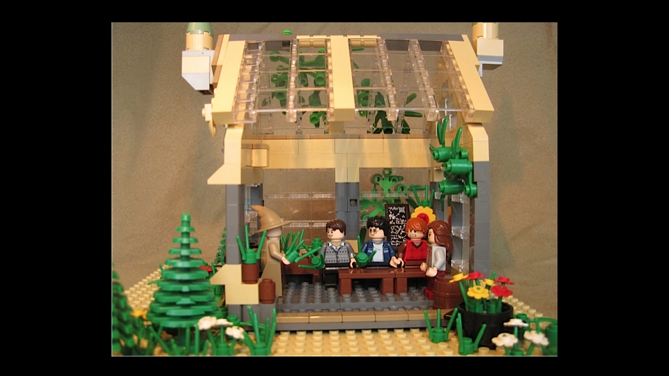 Lego Ideas Product Ideas Harry Potter Hogwart S