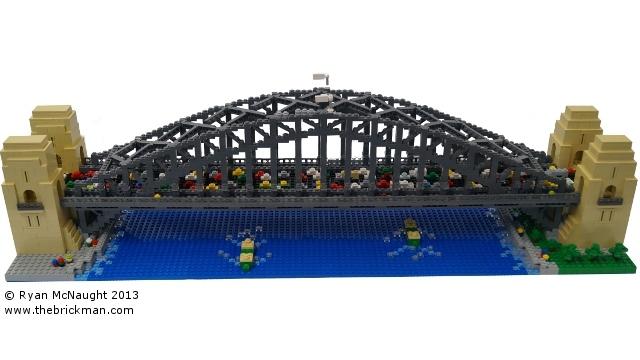 Lego Ideas Product Ideas Sydney Harbour Bridge