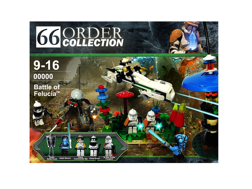 Lego Ideas Product Ideas Lego Star Wars Order 66 Collection