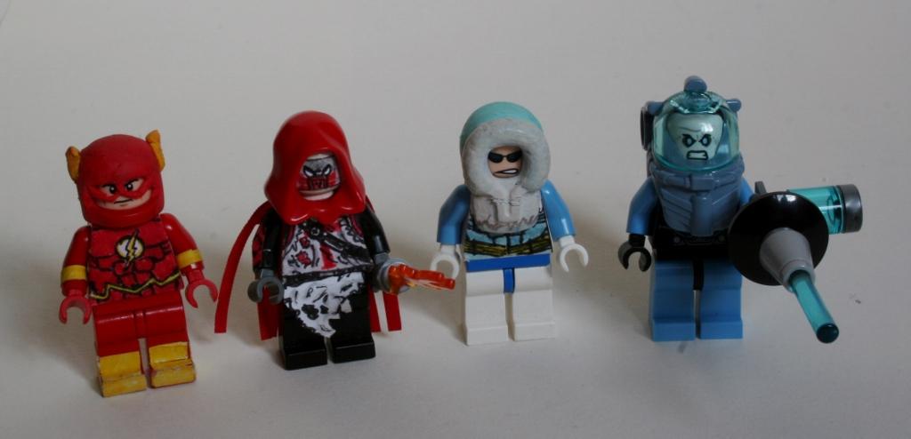 Lego Ideas Lego Superheroes Mr Freeze S And Captain Cold S Hideout