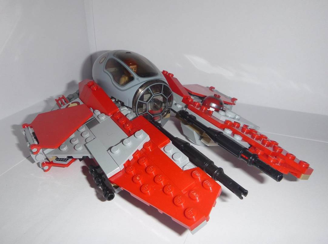 lego ideas product ideas lego obi wans jedi interceptor eta 2