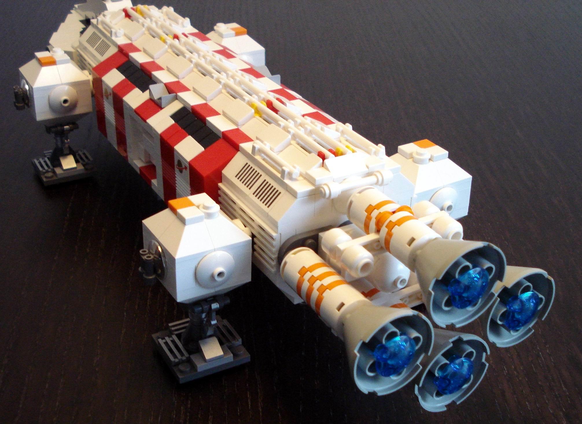 Lego Ideas Product Ideas Space 1999 Eagle