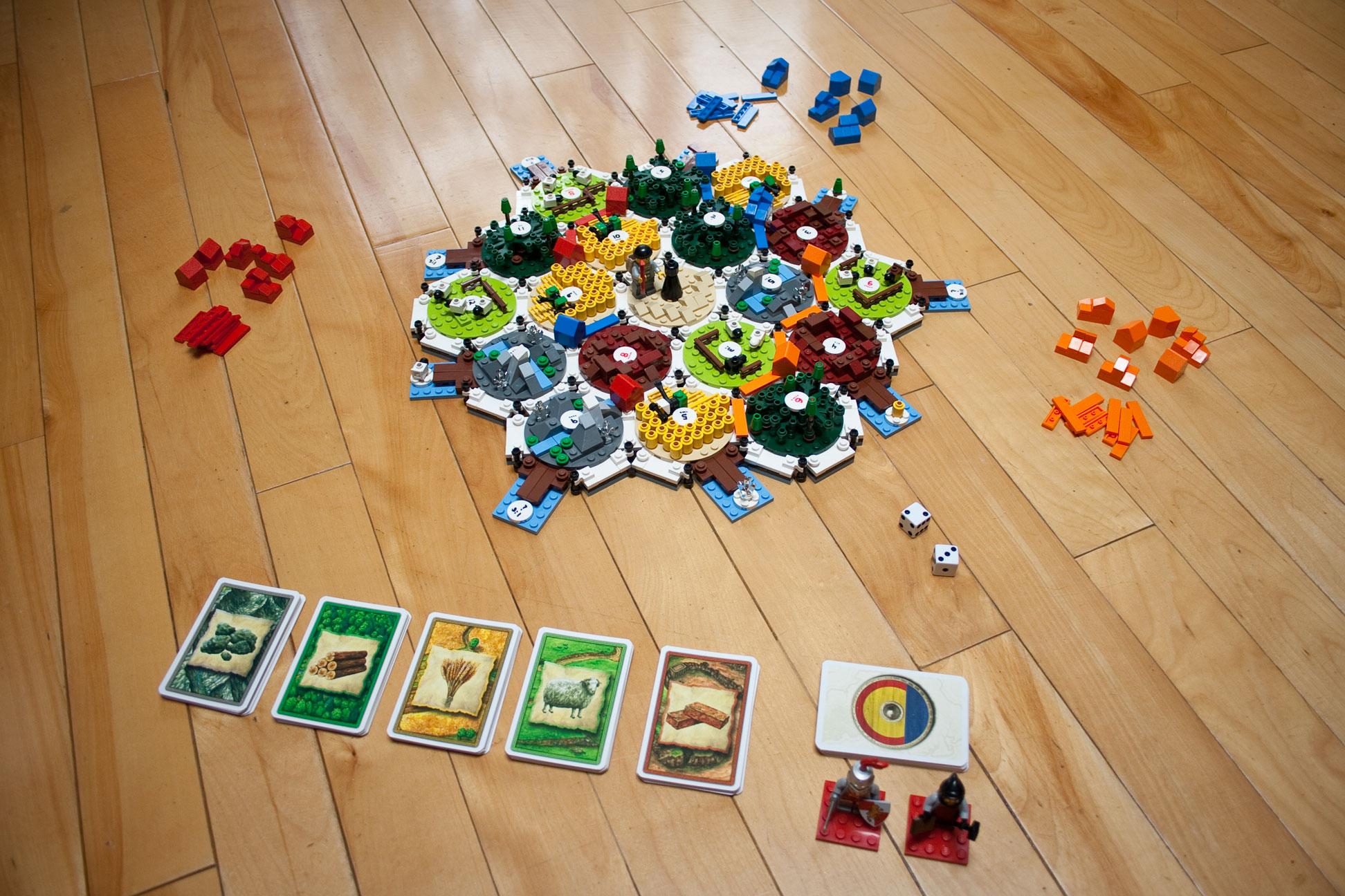Lego Ideas Product Ideas Lego Settlers Of Catan
