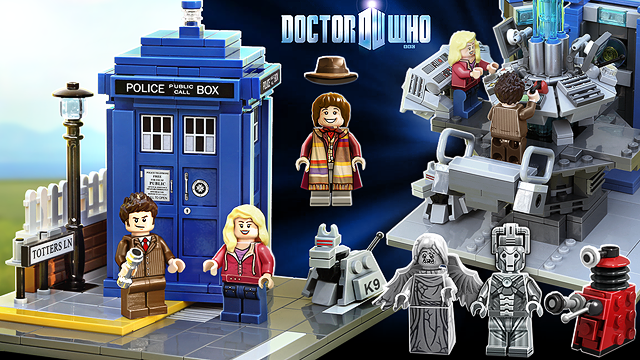 Lego Ideas Product Ideas Doctor Who And Companions