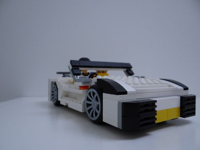 Lego Ideas Product Ideas Minifigure Scale Lamborghini Gallardo