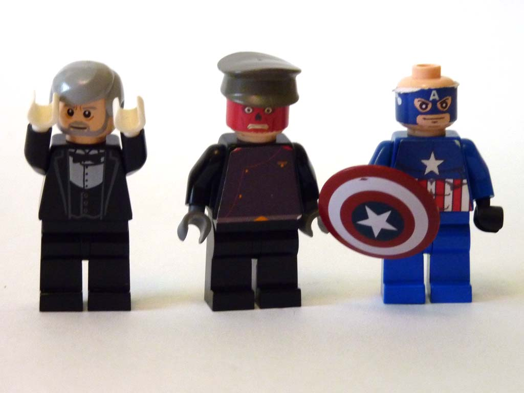 Lego ideas product ideas captain america hydra weapons factory - Lego capitaine america ...