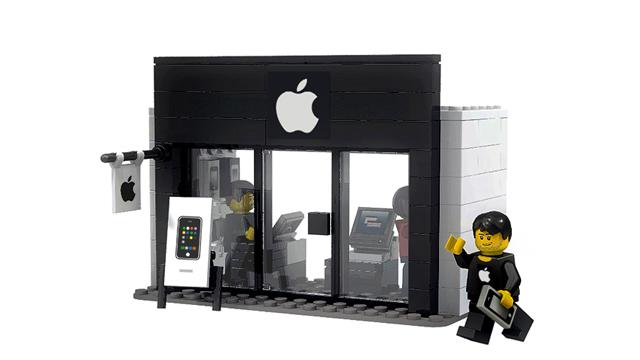 Lego Ideas Product Ideas Mini Shop Series