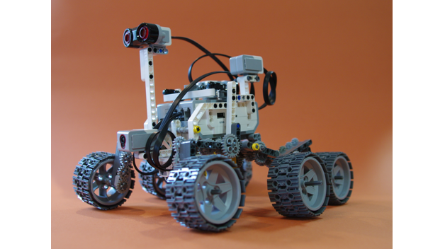 Lego Ideas Product Ideas Curiosity Ev3 Mars Rover