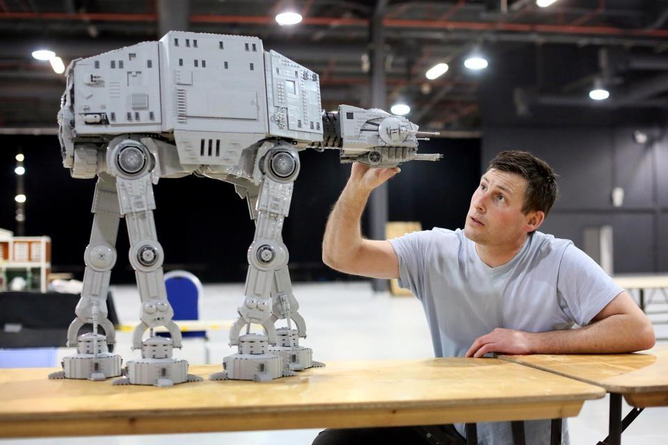 Lego Ideas Product Ideas Ucs All Terrain Armoured Transport