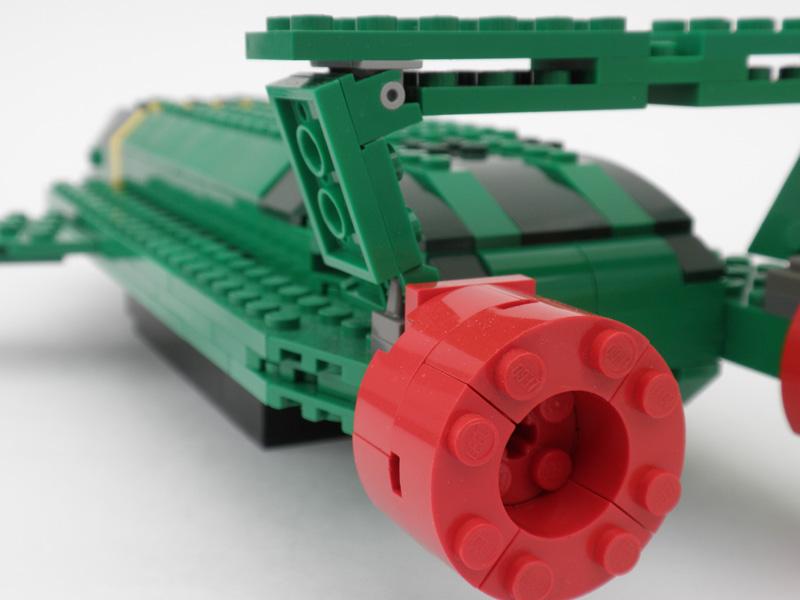 Lego Ideas Product Ideas Thunderbird 2