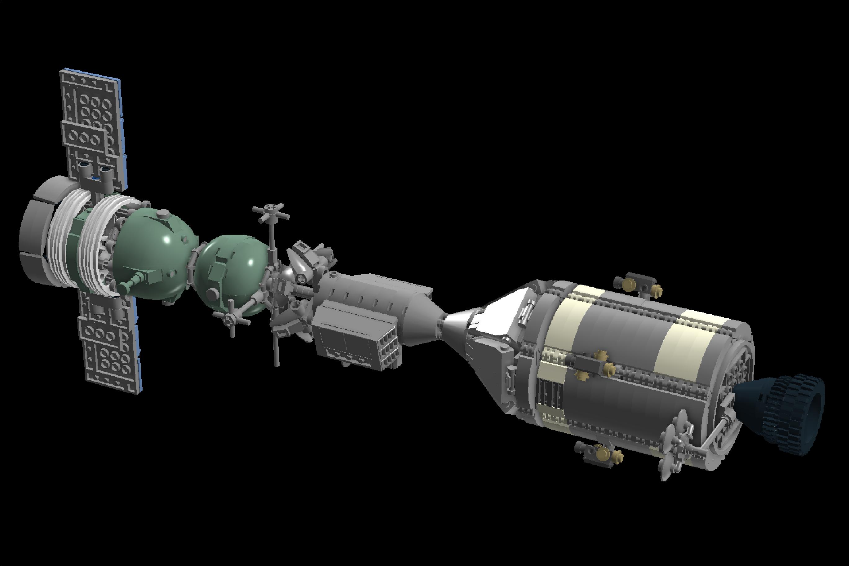 apollo spacecraft exploded - photo #15