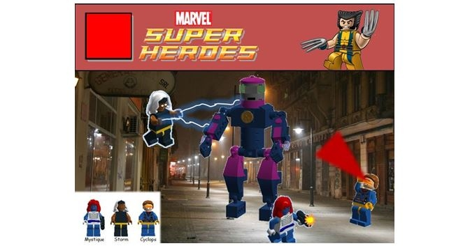 Lego Ideas Product Ideas Marvels X Men Sentinel Incursion