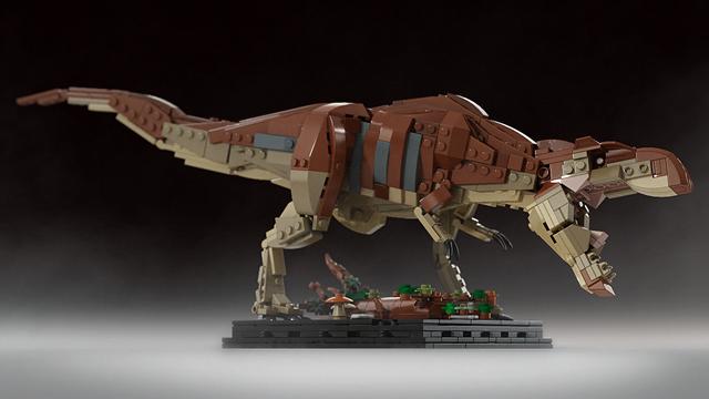 LEGO IDEAS - Product Ideas - Bricksauria | Tyrannosaurus rex