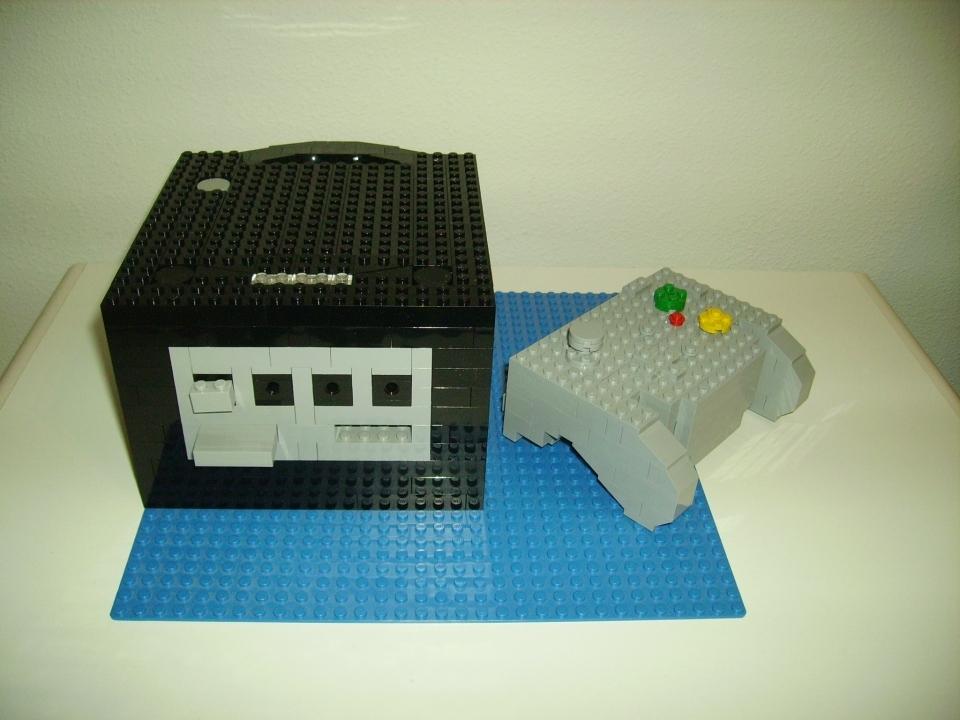 LEGO IDEAS - Product Ideas - Nintendo GameCube