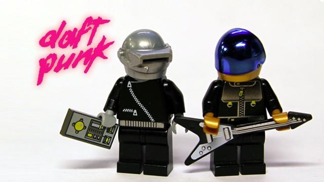 LEGO IDEAS - Product Ideas - Daft Punk