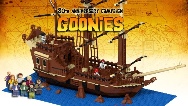 Lego Ideas Product Ideas The Goonies 30th Anniversary The Inferno